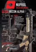 Nuprol Recon Alpha - Siyah Airsoft Tüfek - Thumbnail
