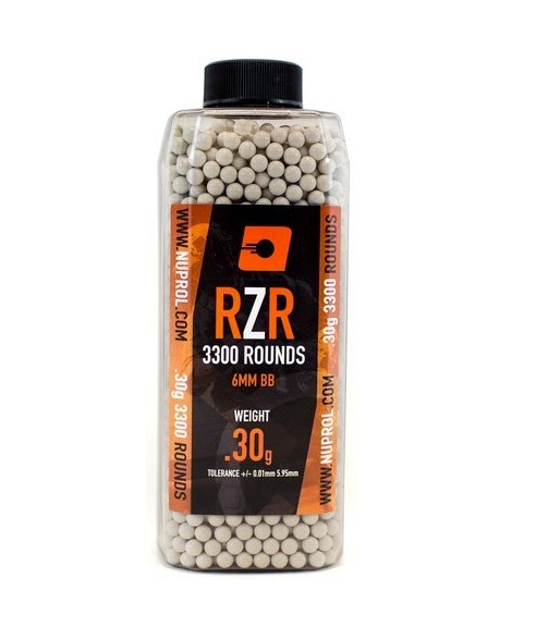 Nuprol RZR 0.30G AirSoft BB