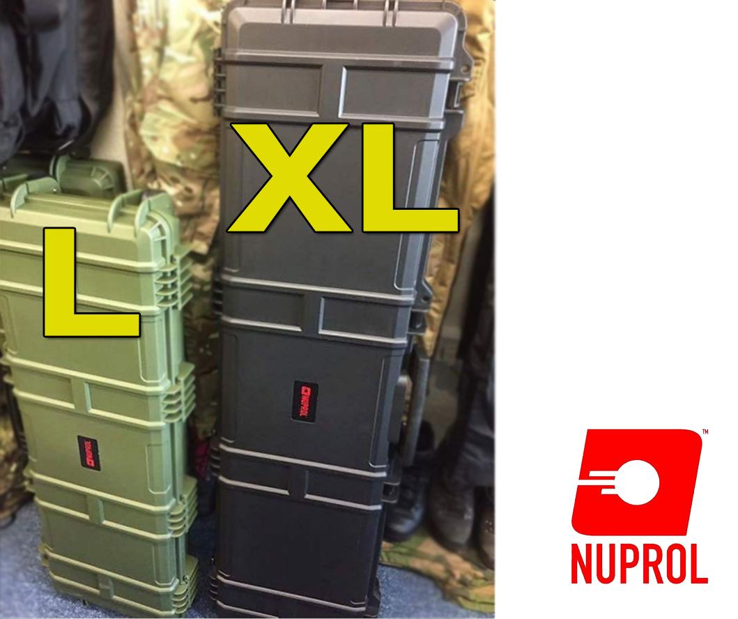 Nuprol XL Tüfek Çantası Hard Case