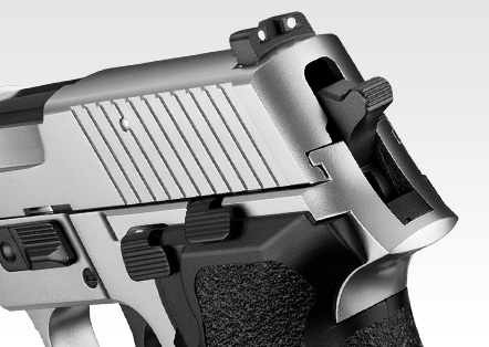 SIG P226 E2 Stainless GBB Airsoft Tabanca
