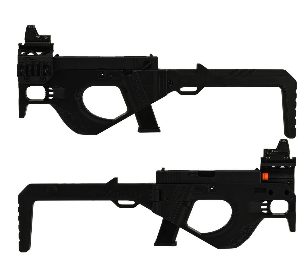 SRU 3D Print PDW GBB Carbine Tabanca