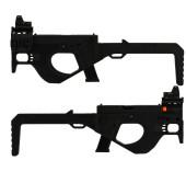 SRU 3D Print PDW GBB Carbine Tabanca - Thumbnail