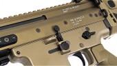 Tokyo Marui SCAR-L CQC AEG Airsoft Tüfek - Çöl Rengi - Thumbnail