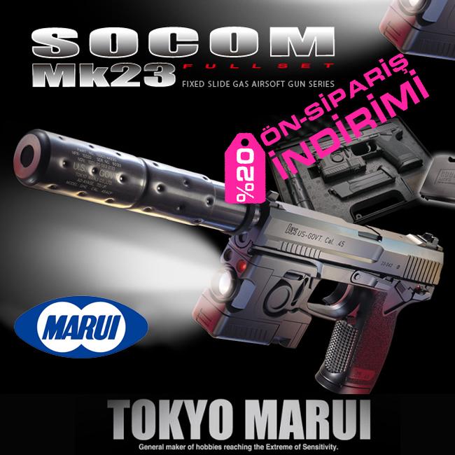 Tokyo Marui SOCOM MK23