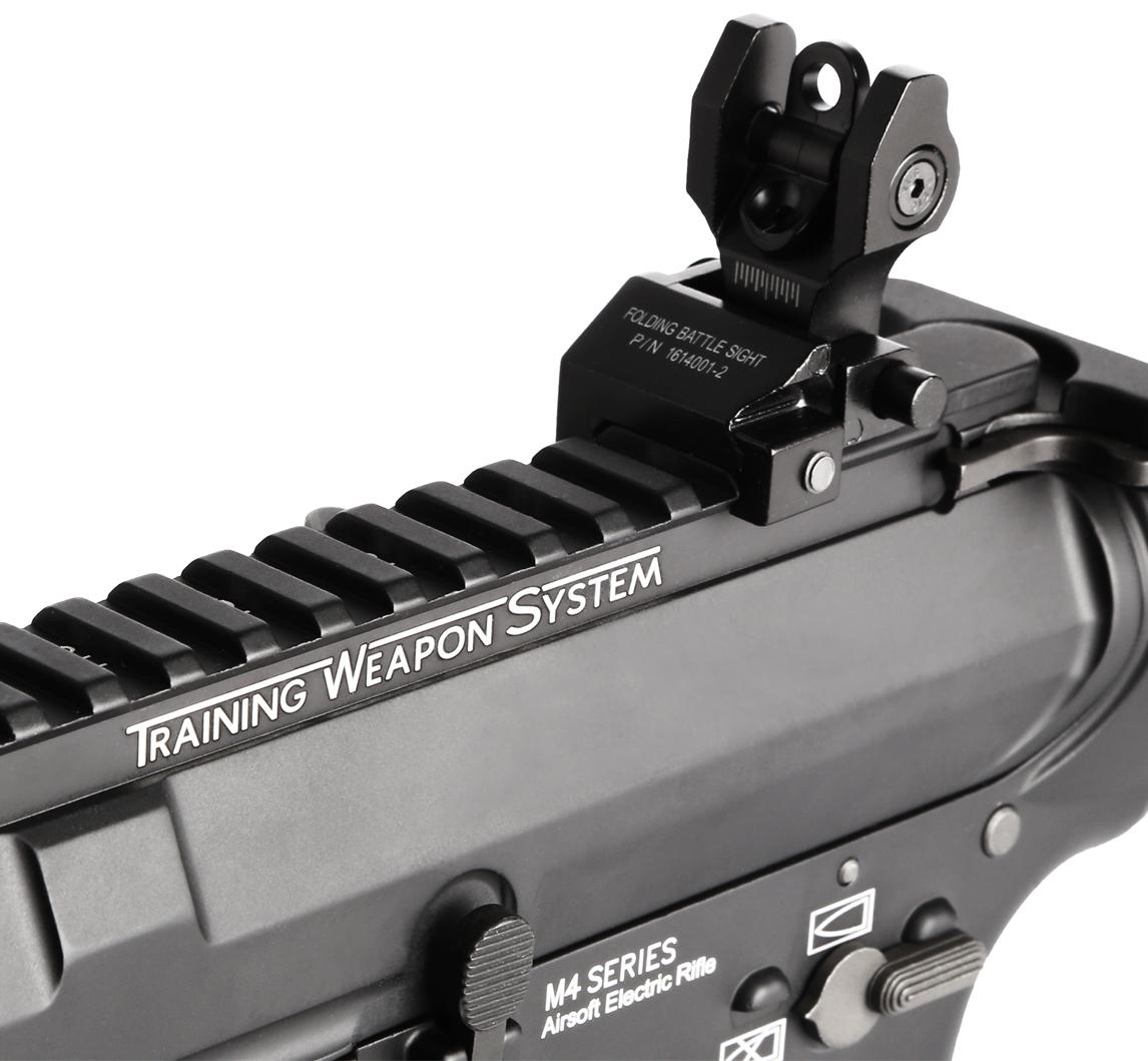 TWS M4 VIS Carbine - Siyah