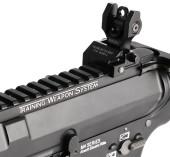 TWS M4 VIS Carbine - Siyah - Thumbnail