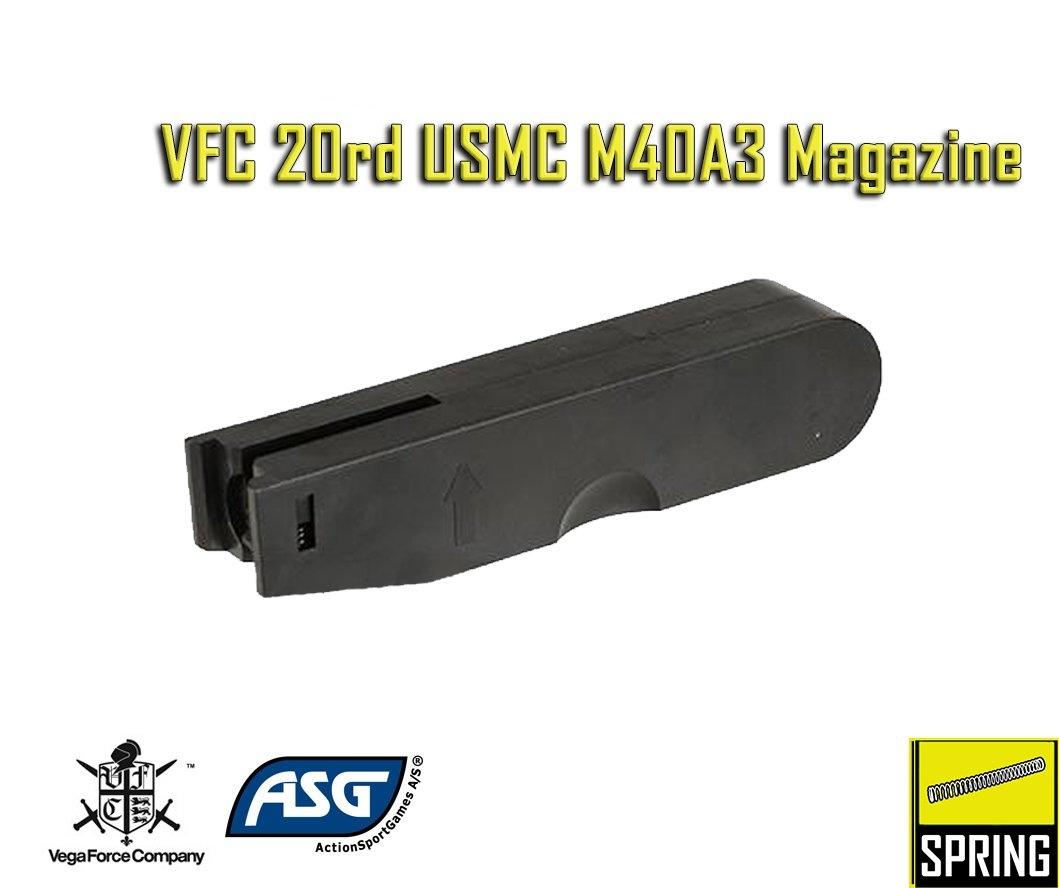 VFC 20rd USMC M40A3 Sniper Tüfek Şarjörü