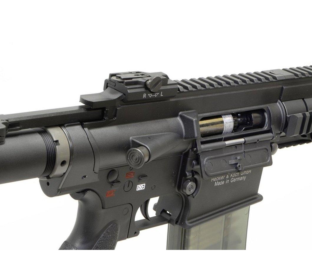 VFC HK 417 GRS 16 inç AEG Airsoft Tüfek - Siyah