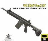 VFC HK417 Gen.2 13'' Assault GBB Airsoft Tüfek - Siyah - Thumbnail