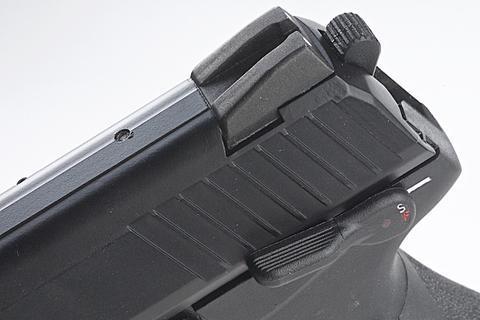 VFC HK45C Compact GBB Tabanca