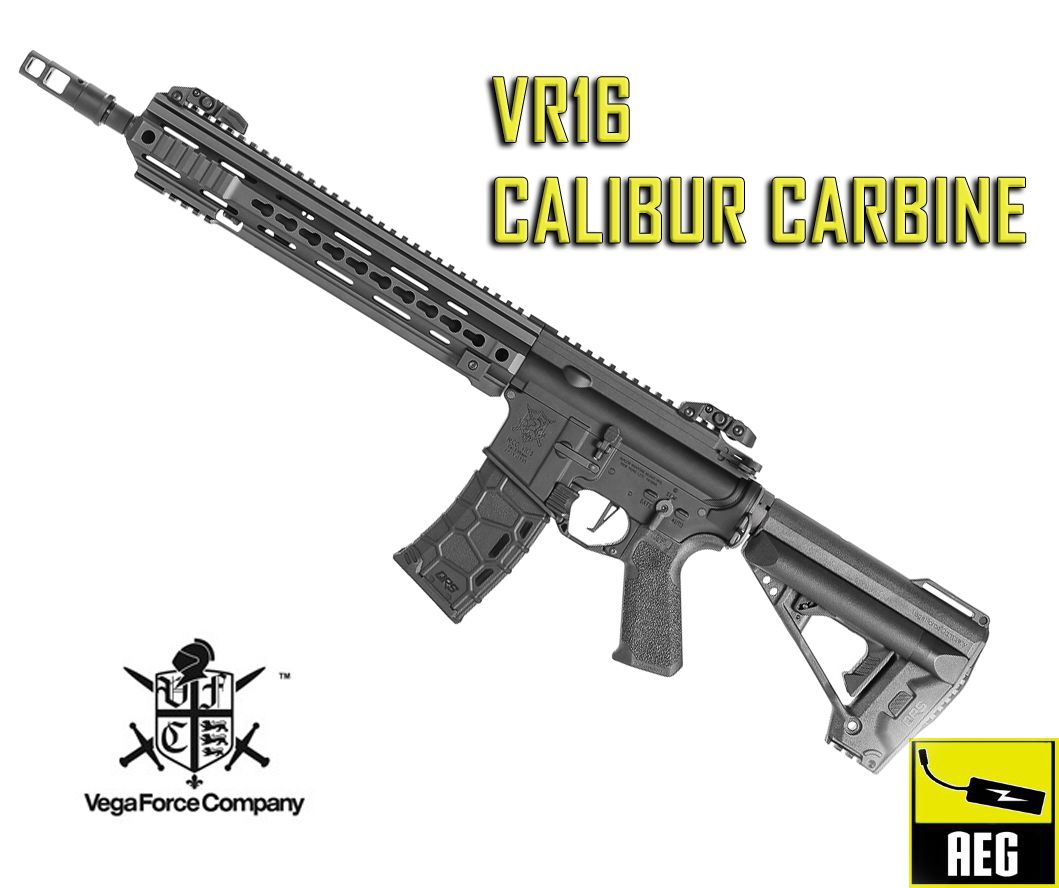 VR16 CALIBUR CARBINE BK