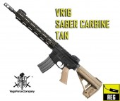 VR16 SABER CARBINE AEG (TAN) - Thumbnail