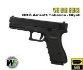 WE G18 Gen3 GBB Airsoft Tabanca - Thumbnail