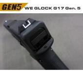 WE GLOCK G17 GEN5 GBB AIRSOFT TABANCA - Thumbnail