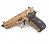 WE MK25 F226 MODEL TAN AIRSOFT TABANCA - Thumbnail