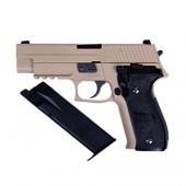 WE MK25 F226 MODEL TAN AIRSOFT TABANCA - Thumbnail