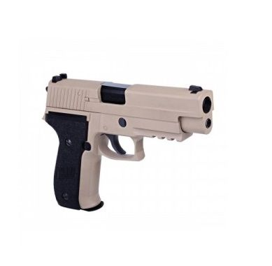WE MK25 F226 MODEL TAN AIRSOFT TABANCA