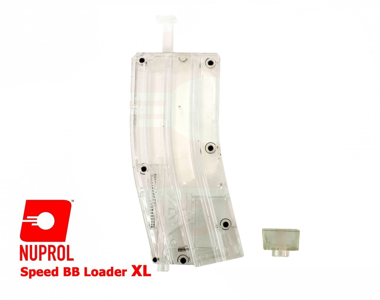 WE NUPROL ŞEFFAF AIRSOFT BB LOADER XL 470BB